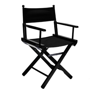 Director's Chair - University Filmworks Workshops