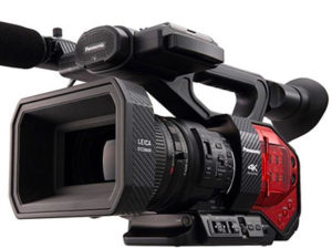 University Filmworks Panasonic Video Camera
