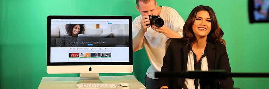 University Filmworks MOOC (Massive Open Online Courses)