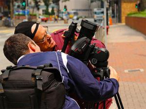 University Filmworks Panasonic AG-DVX 200 Camera Department