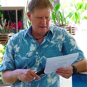Producer Dr Steven Andrew Martin