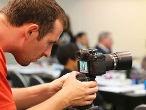 University Filmworks Panasonic GH4 Camera Department